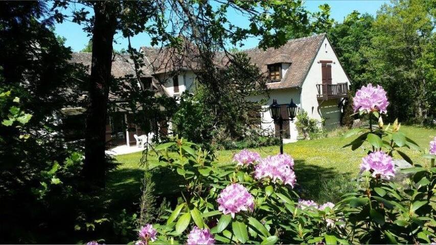 La Clairière, forêt Fontainebleau - Le Vaudoué - Appartement
