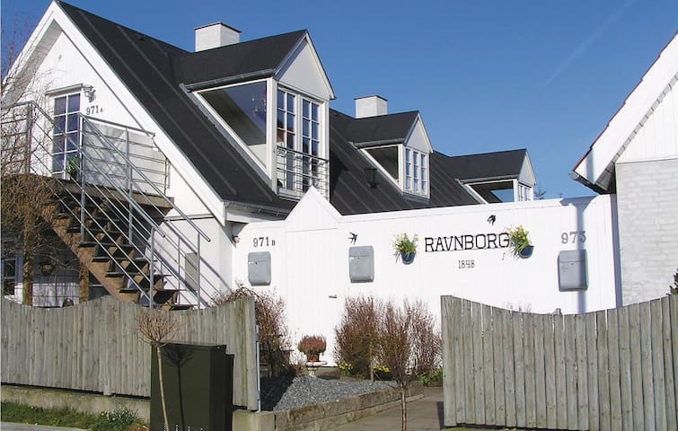 Holiday apartment with 1 bedroom on 54m² in Karrebæksminde