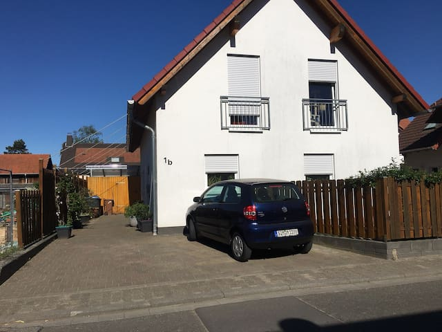 Nettes kleines Zimmer in Ingelheim