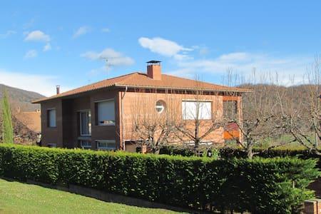 Casa gran  a Sant Privat d'en Bas - Sant Privat d'en Bas - Rumah