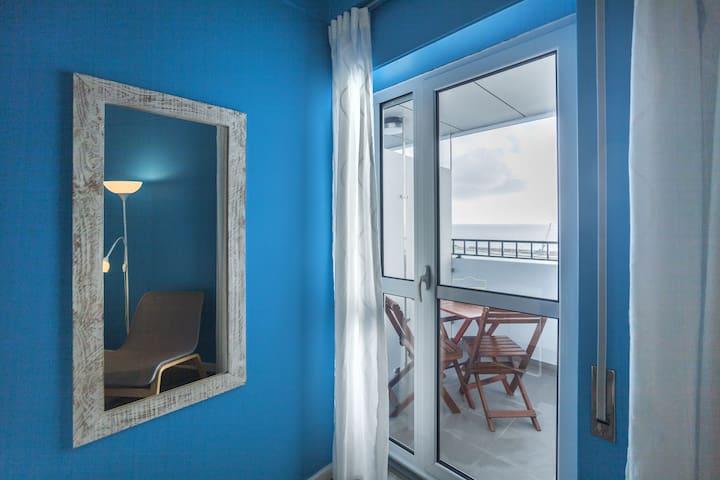 Atlantic Balcony - Marina View (Double/Twin)