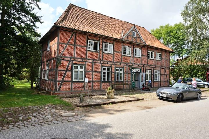 Ferienwohnung in ehem. historischen Gasthaus