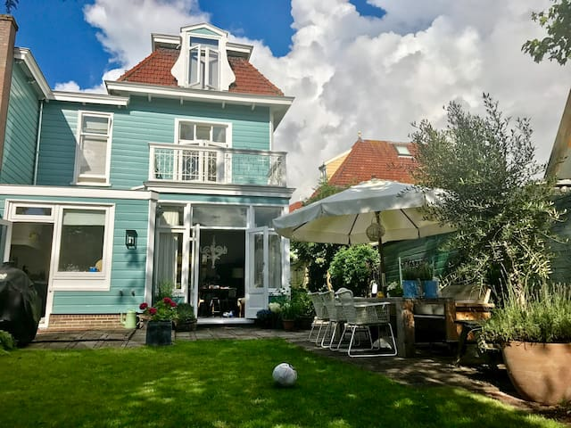 Large family house near Amsterdam