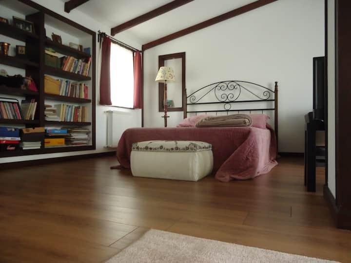 Bakırköy Rooftop 40 m2 Living Room & Bedroom
