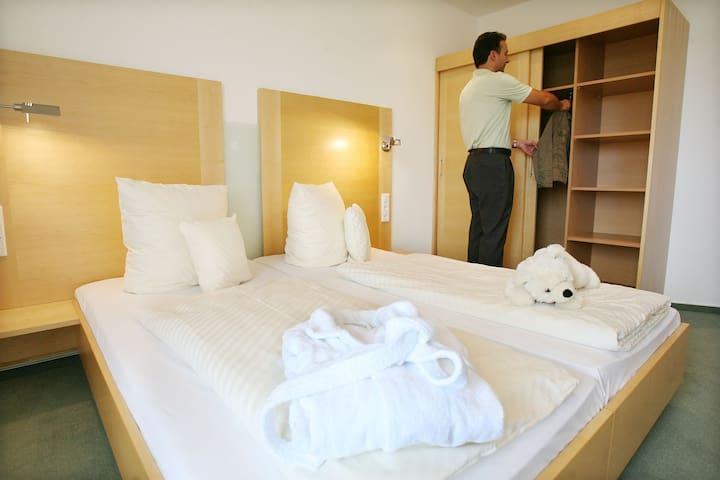 Apartmenthaus SportCHALET - 2-Zimmer-Apartment - Bad Dürrheim - Wohnung