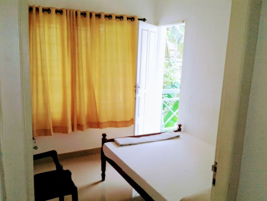 Room-3 (Double Bed with Balcony)