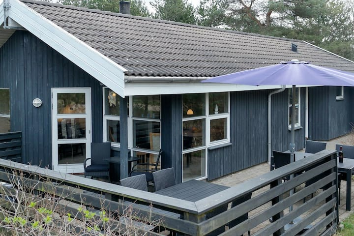 Secluded Holiday Home in Fjerritslev with Sauna