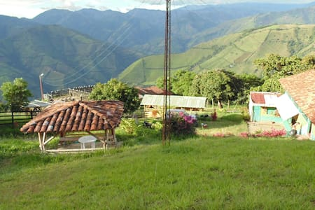 Finca La Palma en la Merced caldas