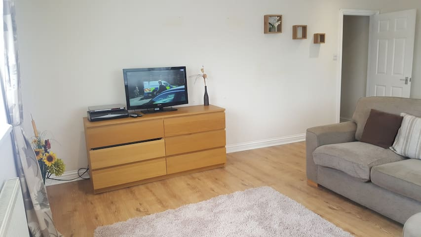 Flat 1 Denecroft Apartment