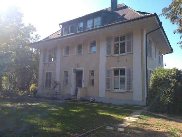 Villa Rheinblick Waldshut 1 Zimmer
