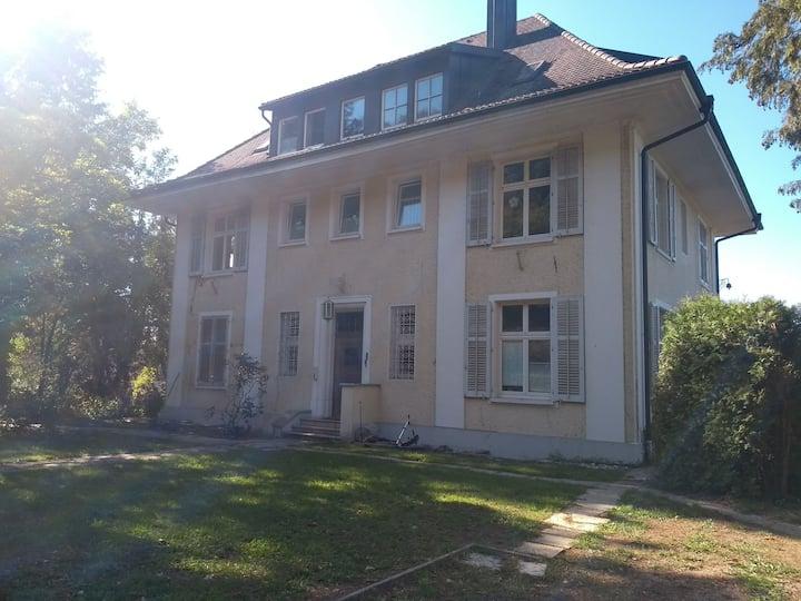 Villa Rheinblick Waldshut 2 Zimmer