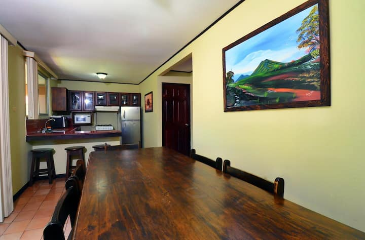 Beautiful apartment in Playa Hermosa, Guanacaste