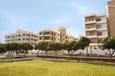 Premium 1BHK Service apartment in Shirdi