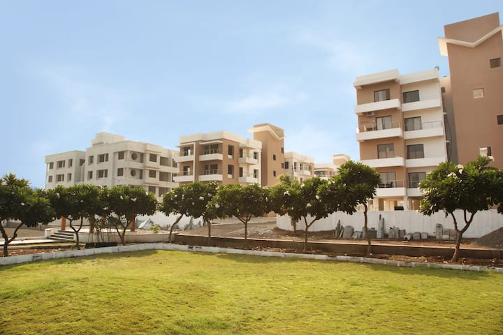 Premium 1BHK Service apartment in Shirdi - 1
