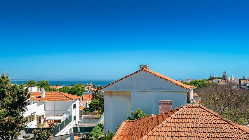 Amazing Seaview with Terrace - 5min from the beach