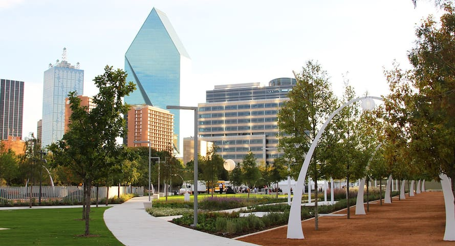 Downtown Dallas Gem! Conveniently located!