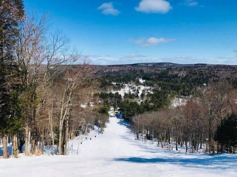 The Pinnacle House at Otis Ridge Ski Area!