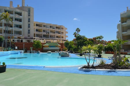 Private studio apt with swimming pool - Santa Cruz de Tenerife - Wohnung