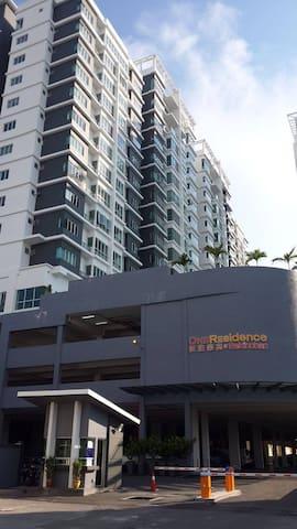 Sekinchan Condo Homestay 2.0 适耕庄公寓民宿 (12 Pax) - Sekinchan - Condominium