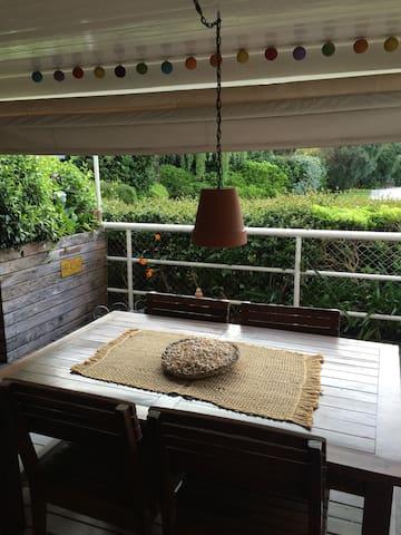 Habitacion y baño privado con desayuno, calido - San Isidro - Apartment