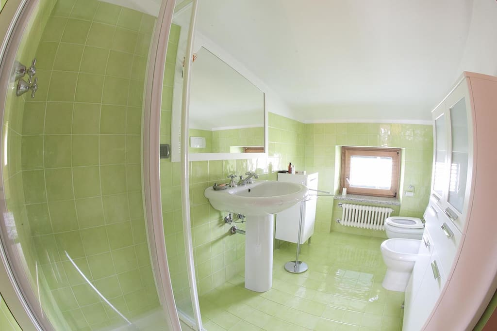 bagno interno camera da letto