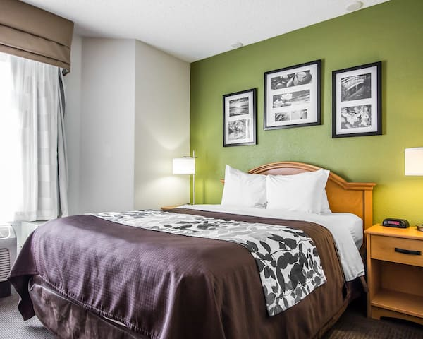 Inn by the Airport and Downtown - Carter Lake - Boutique hotel