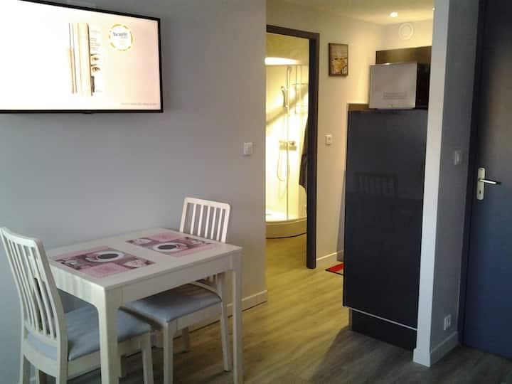 APPARTEMENT 28 m² en HYPER CENTRE