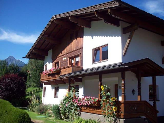 Apartment Eberharter - Hippach-Schwendberg - Apartment