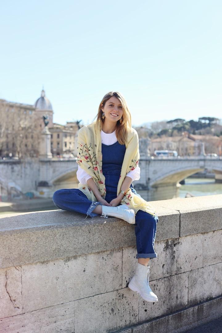 Bridges of Rome - solo traveller