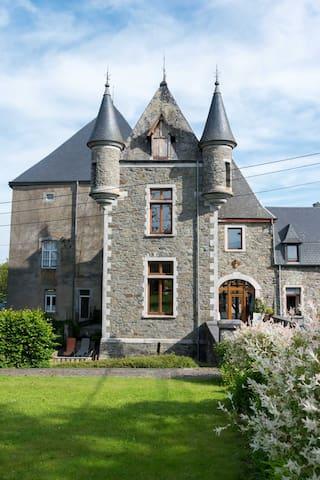 Le Château-Ferme de Laval : La Tour