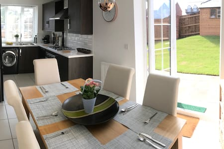 Beautiful home in the village of Lea, Ross on Wye