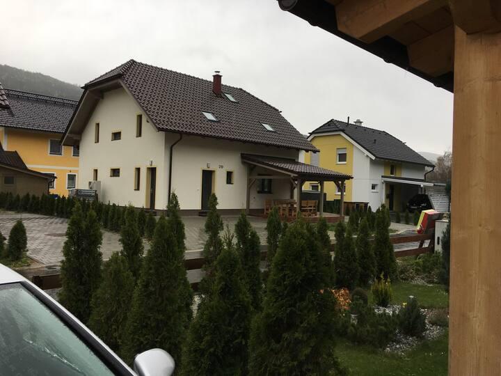 Modern Apartment in Unternberg, Lungau