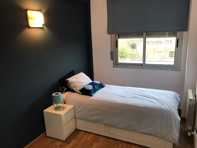 Single or double bedroom