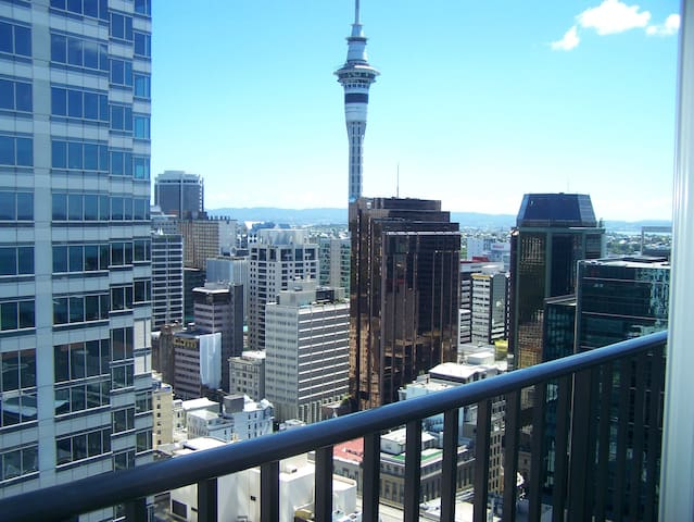 Central Auckland Britomart Best View In Town 2