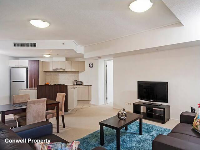 AURORA TOWER INNER CITY LIVING - Brisbane City - Apartment