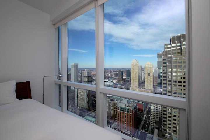 Dharma   Jersey City   Splendid 2BR + Water Views