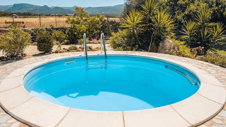 Casa Asfodeli - Villetta in campagna con piscina
