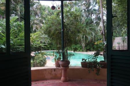 Tropical paradise - Cholul - House