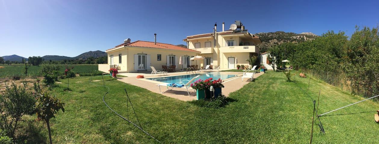 Maison Kronio, Tzermiado, le Plateau du Lassithi - Tzermiado
