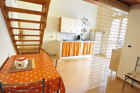 Portopalo studio apartment in Capo Passero
