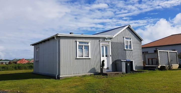 Cozy little house in Eyrarbakki.