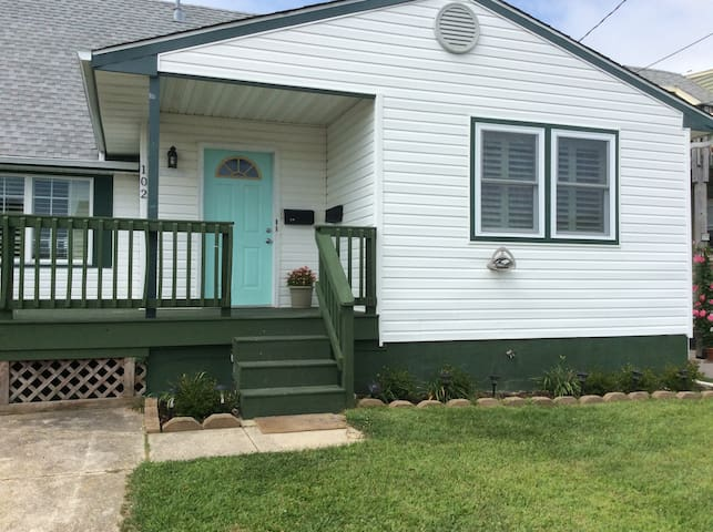 Walk to beach, 3 bdrm, Family friendly - Brigantine - House