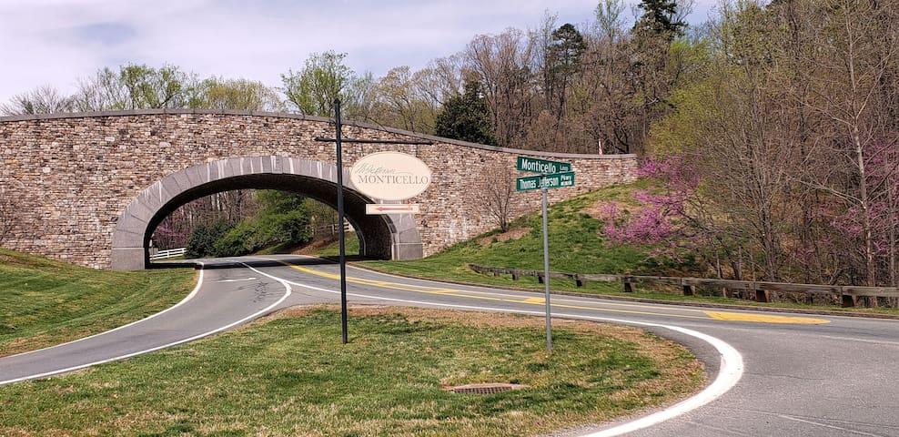 Monticello Place