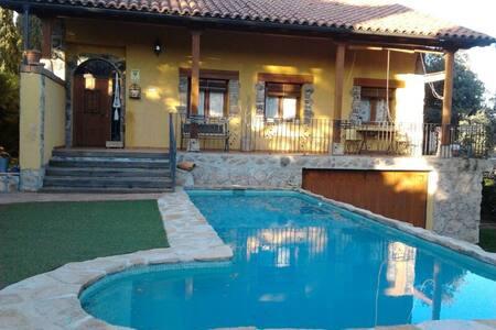 Preciosa casa entre encinas - Villa del Prado - Haus