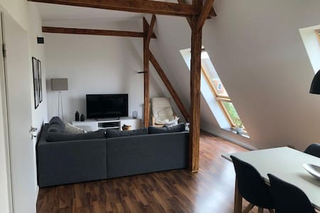 Stilvolle, zentrale Wohnung in ruhiger Lage