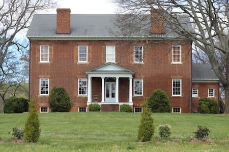 19th Century Charm, 21st Century Comforts - Villa