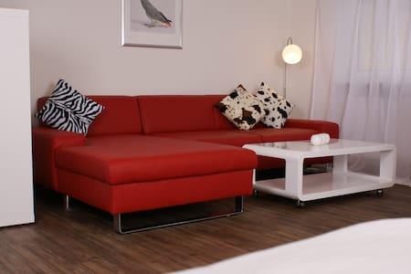 Schönes Appartement im Zentrum - Kempten (Allgäu) - Appartement
