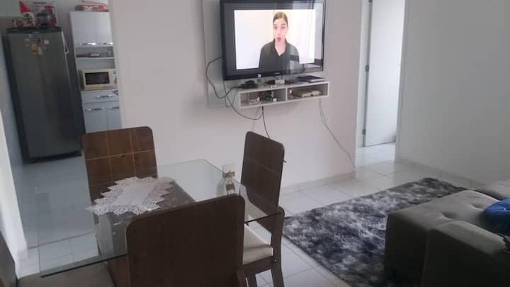 Apartamento 2/4 Condomínio Fechado Total Segurança