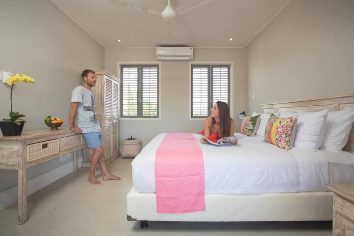 #114# Cozy Room at Central Ubud