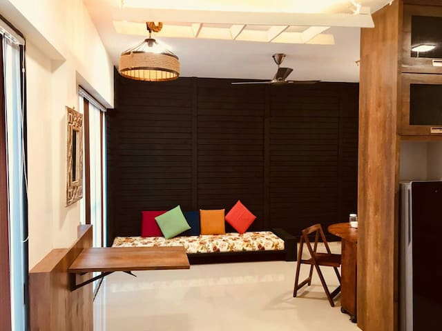 Full furnished apartment in Lonavala for family!!